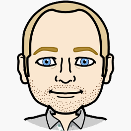 Bitstrip of James, Driving Instructor in Garston (Liverpool), Garston (Speke)