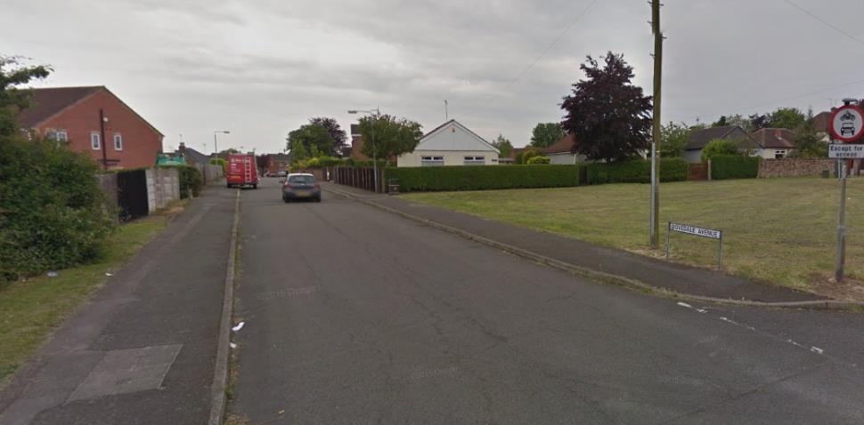 Ashfield Google Streetview Image Dovedale Avenue