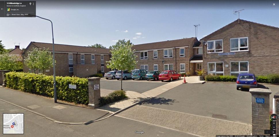 Ashfield Google Streetview Main Image