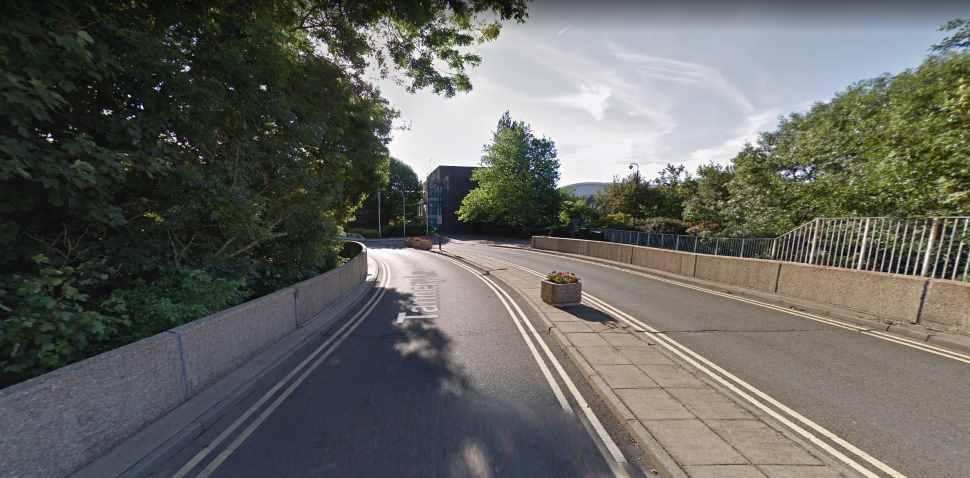 Ashford (Kent) Google Streetview Image Approach