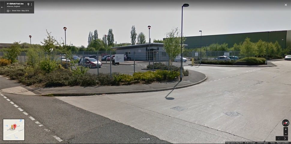 Streetview Image for atherton Test Centre