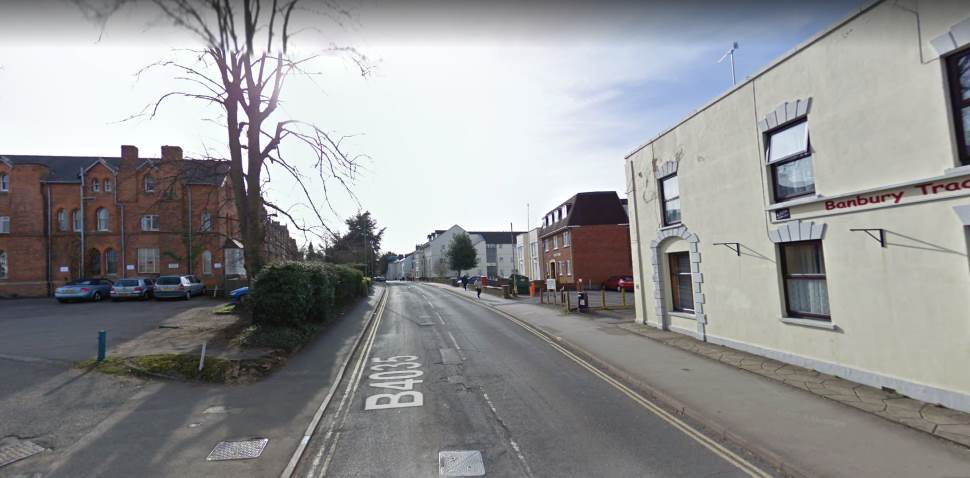 Streetview Image #2 for Banbury Test Centre