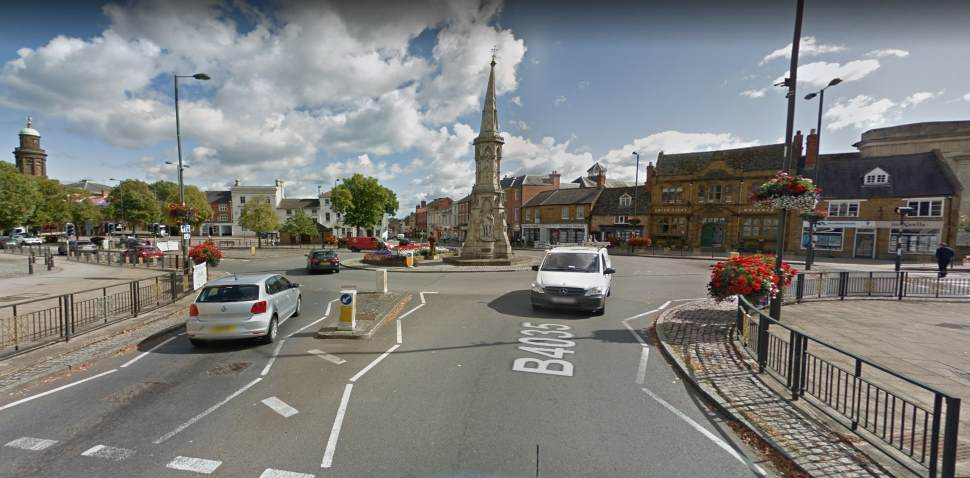 Streetview Image #4 for Banbury Test Centre