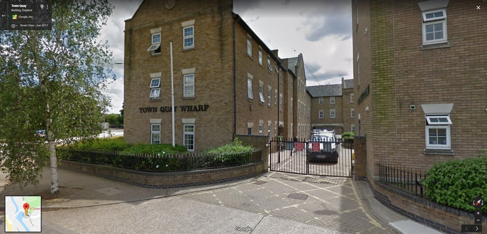 Streetview Image for Barking (Town Quay) Test Centre