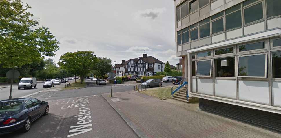 Barnet Google Streetview Image Western Parade