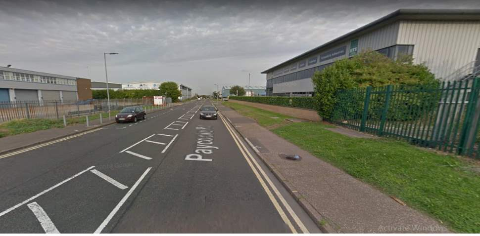 Basildon Google Streetview Image Approach