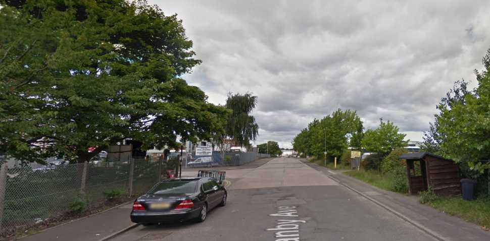 Birmingham (Garretts Green) Google Streetview Image Granby Ave