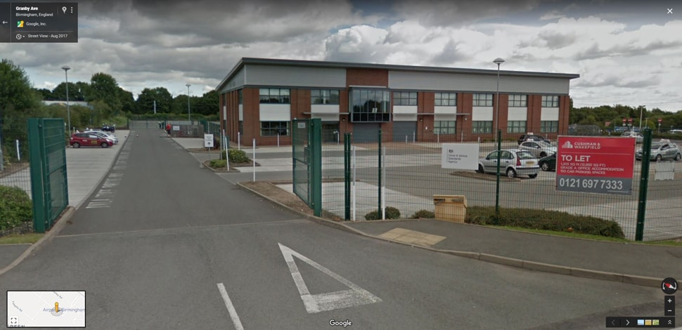 Birmingham (Garretts Green) Google Streetview Main Image