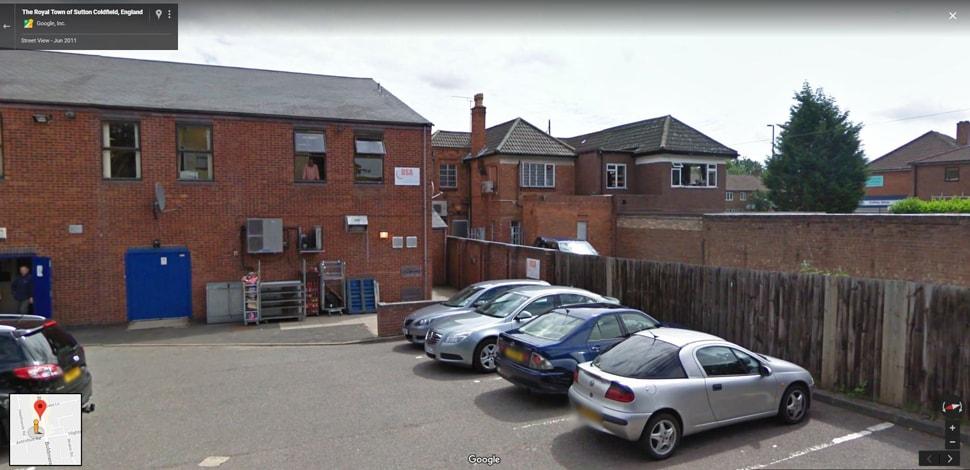 Birmingham (Sutton Coldfield) Google Streetview Main Image