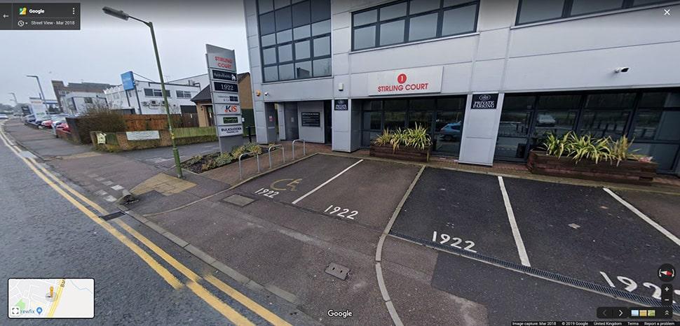 Borehamwood Google Streetview Main Image