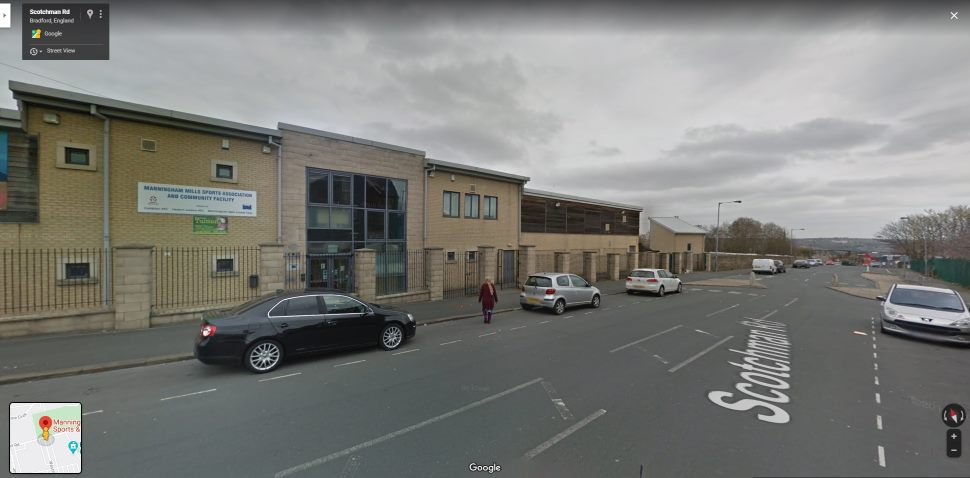 Streetview Image #1 for Bradford (Manningham) Test Centre