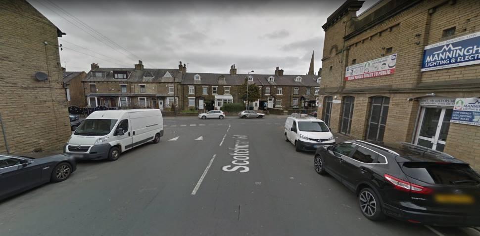 Streetview Image #3 for Bradford (Manningham) Test Centre