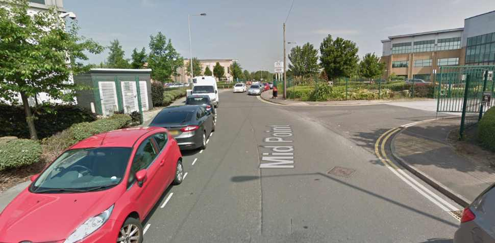 Bradford (Thornbury) Google Streetview Image Mid Point