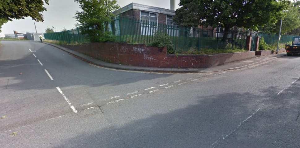 Bredbury Google Streetview Image Junction
