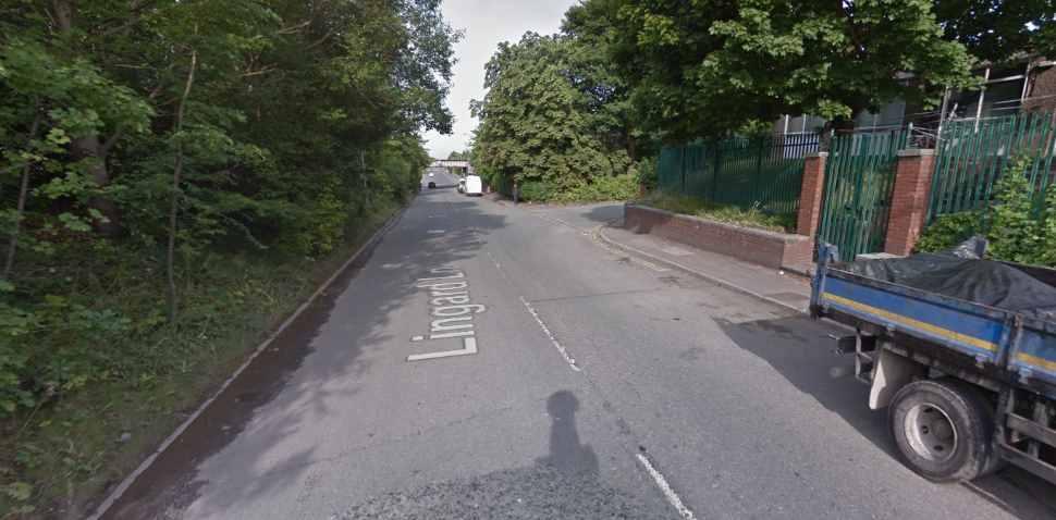 Bredbury Google Streetview Image Lingard Lane