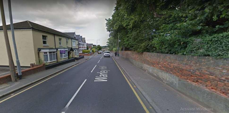 Brentwood Google Streetview Image Warley Road