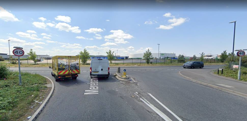 Streetview Image #3 for Bristol (Avonmouth) Test Centre