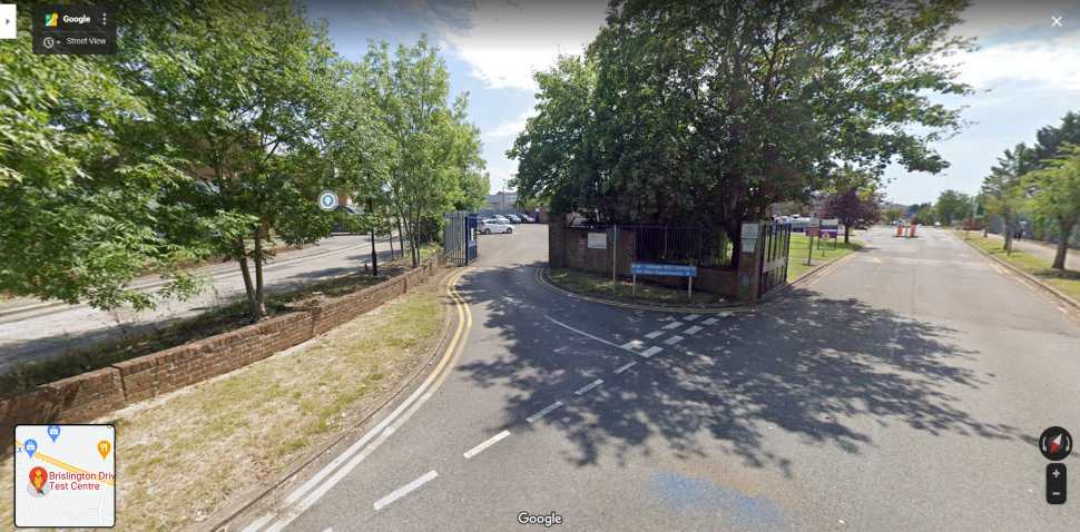 Streetview Image #1 for Bristol (Brislington) Test Centre