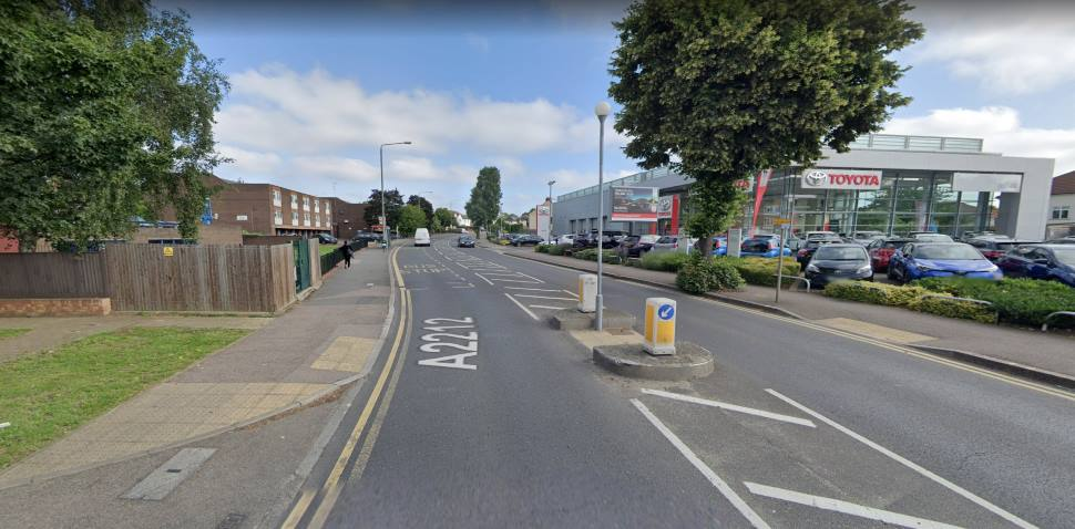 Streetview Image #3 for Bromley (London) Test Centre