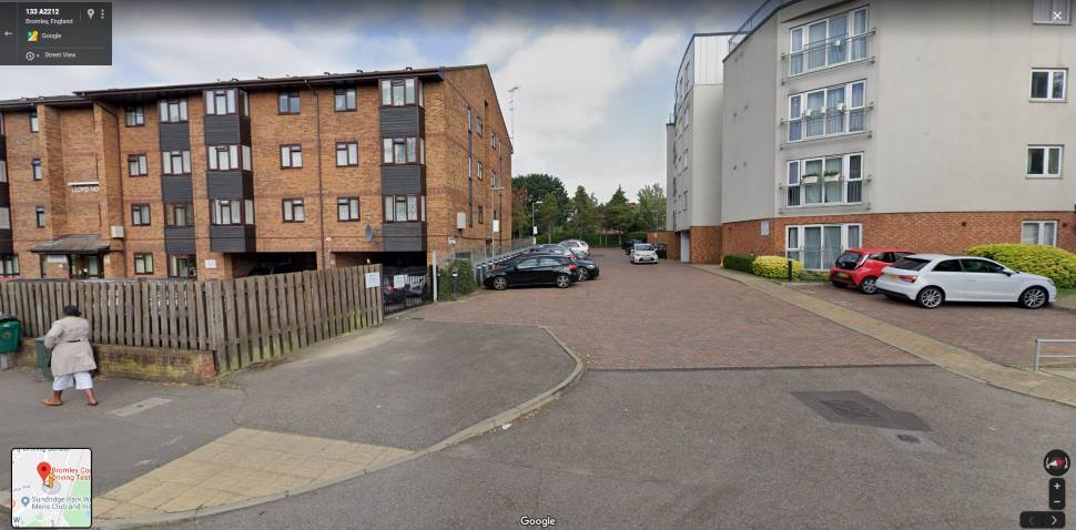 Streetview Image #1 for Bromley (London) Test Centre