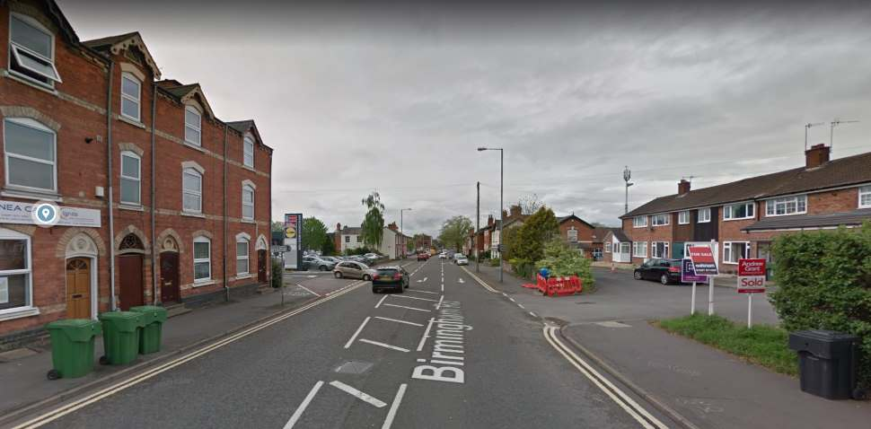 Streetview Image #3 for Bromsgrove Test Centre