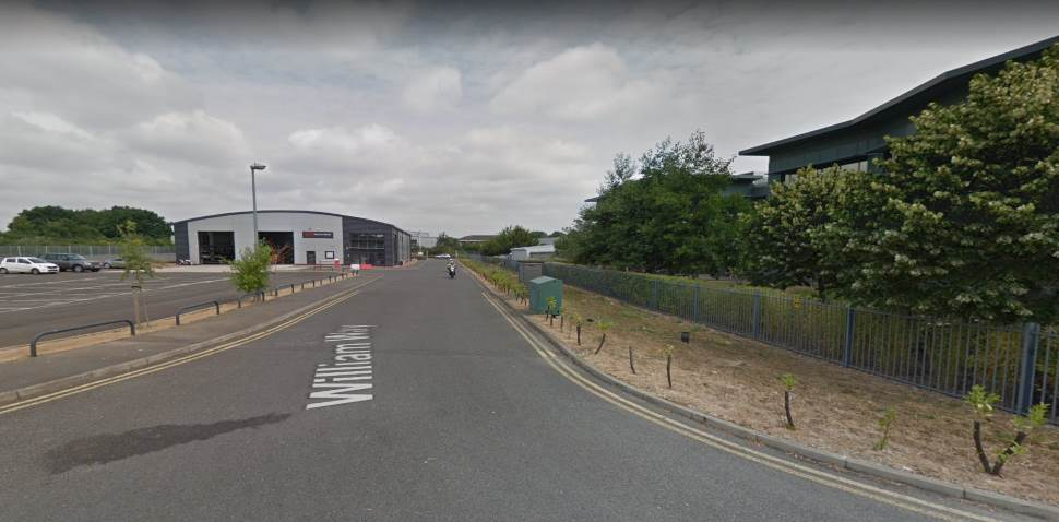 Streetview Image #2 for Burgess Hill Test Centre