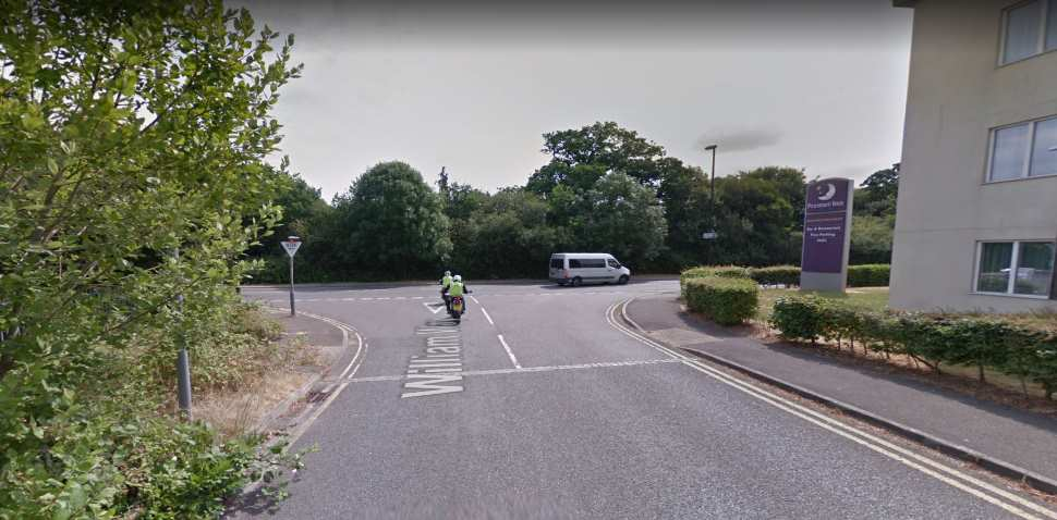 Streetview Image #3 for Burgess Hill Test Centre