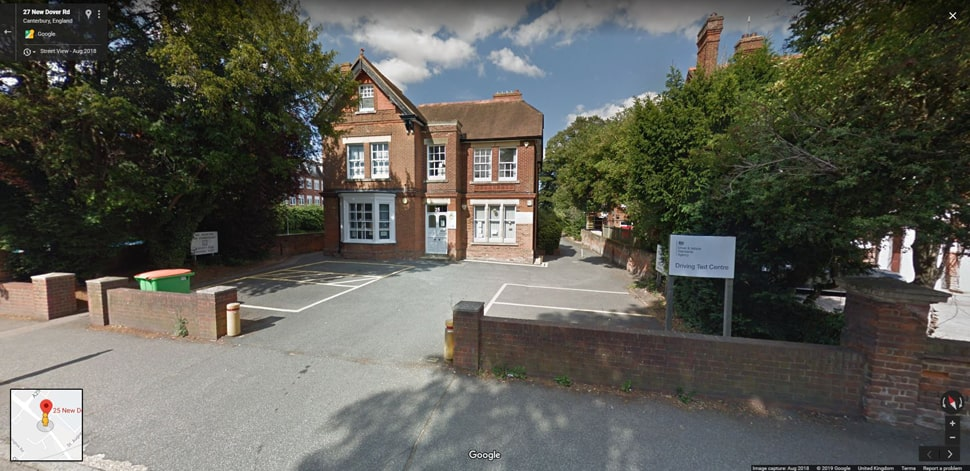 Canterbury Google Streetview Main Image