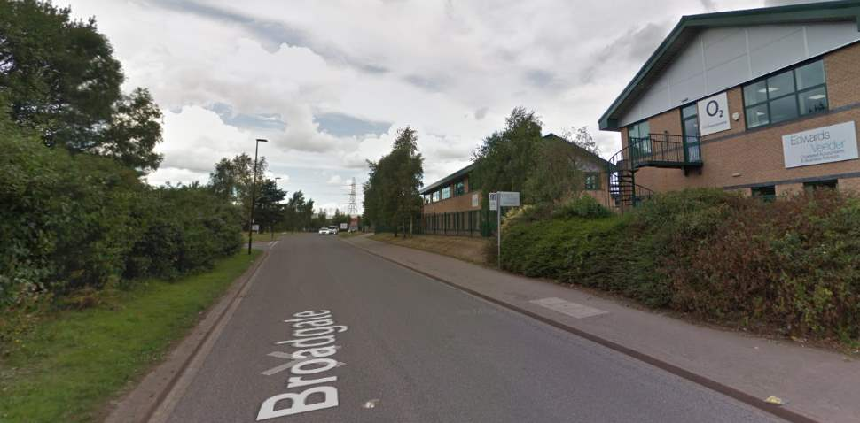 Chadderton Google Streetview Image Broadgate