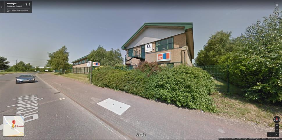 Chadderton Google Streetview Main Image