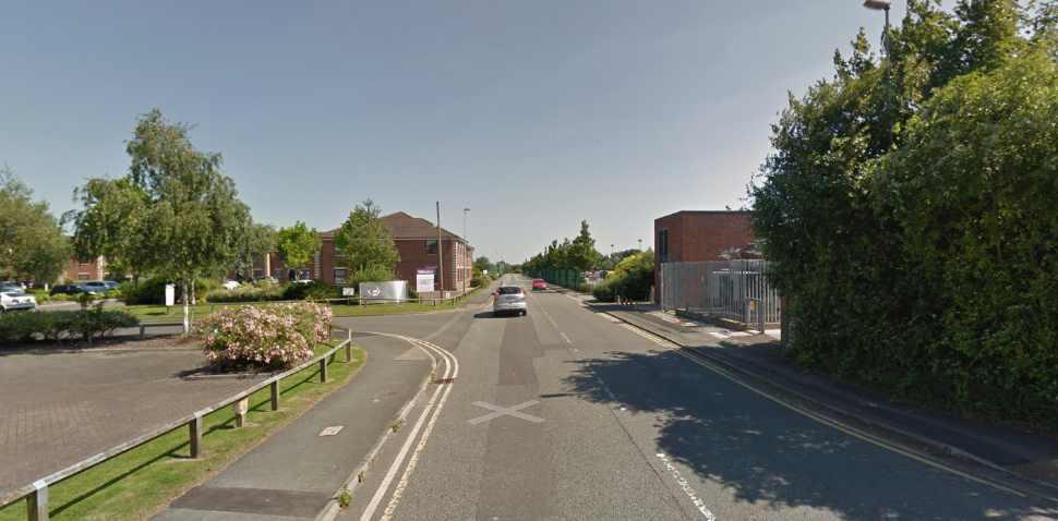 Chester Google Streetview Image Telford Court