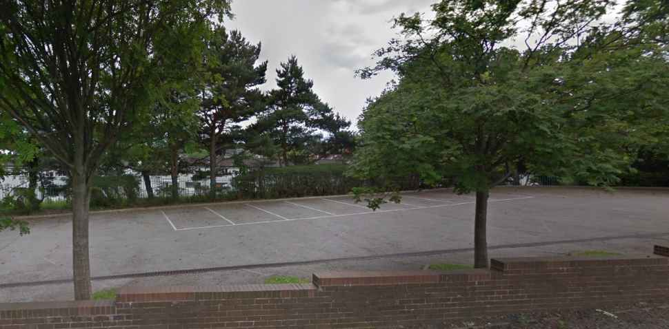Chesterfield Google Streetview Image Parking
