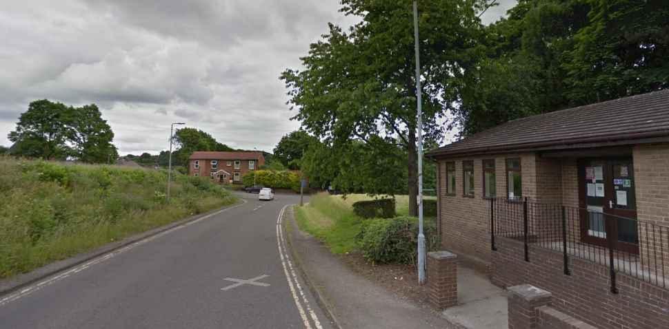Chesterfield Google Streetview Image Stonegravels Lane