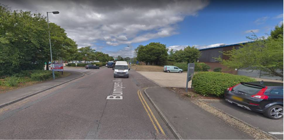 Streetview Image #3 for Chippenham Test Centre