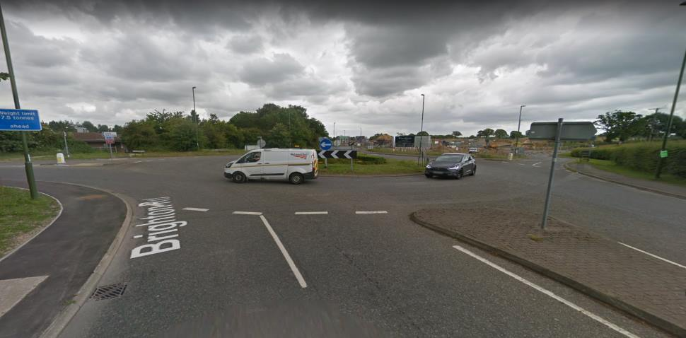 Streetview Image #4 for Crawley Test Centre