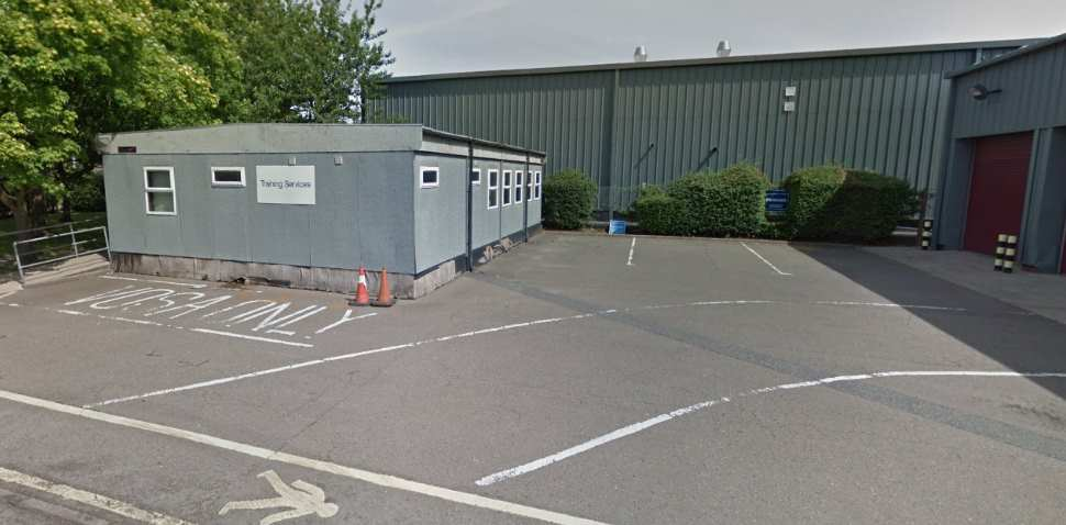 Derby Google Streetview Image Front