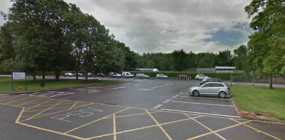 Derby Google Streetview Image Parking