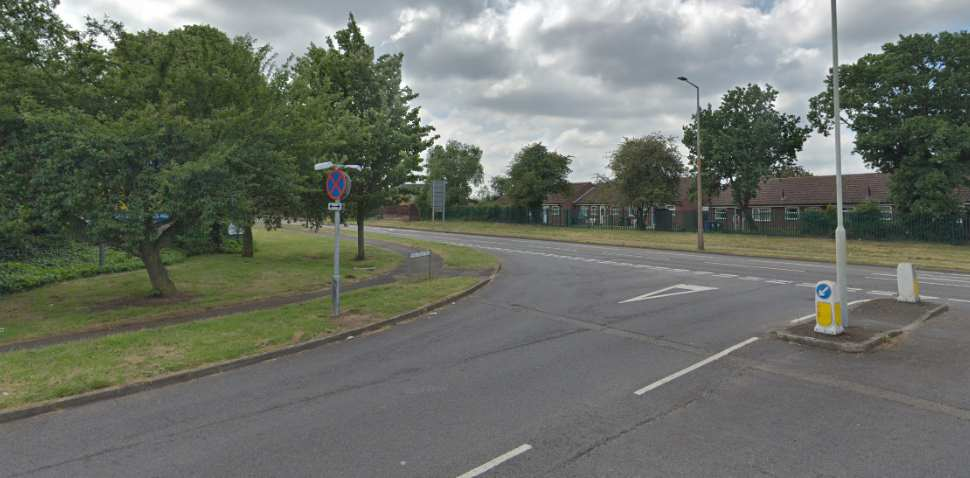 Doncaster Google Streetview Image Junction