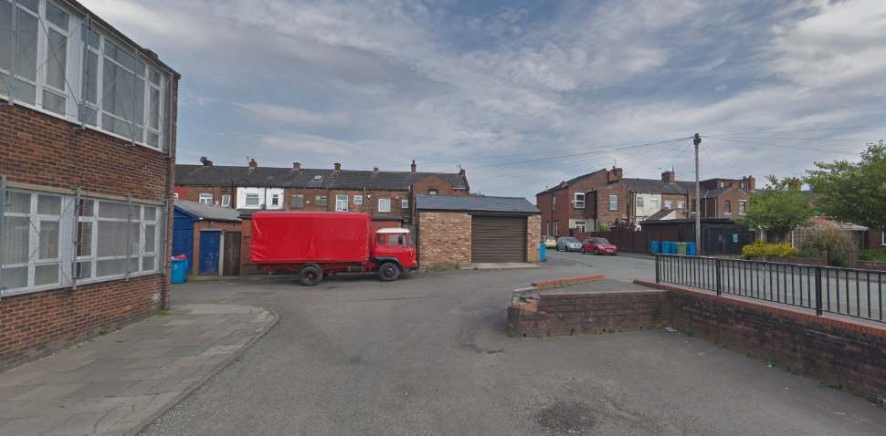 Failsworth Google Streetview Image Exit