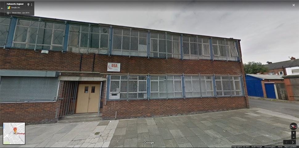 Streetview Image for failsworth Test Centre
