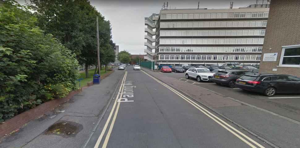 Folkestone Google Streetview Image Approach