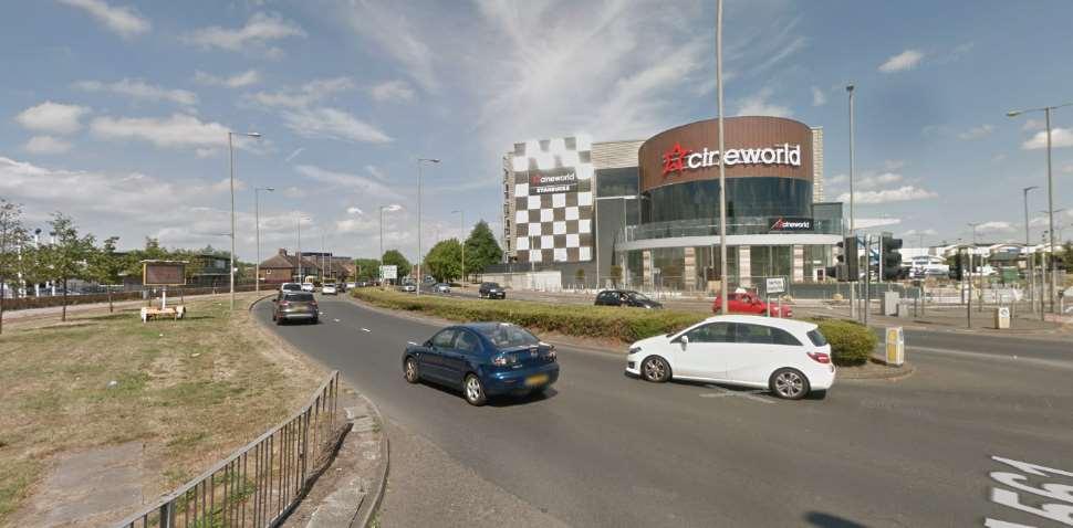 Garston (Speke) Google Streetview Image Main Road