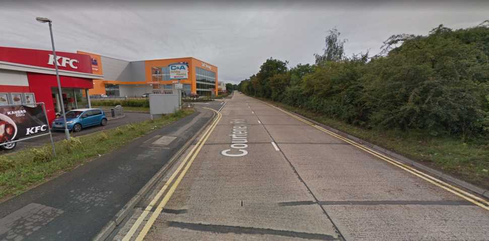 Gillingham Google Streetview Image Courtney Road