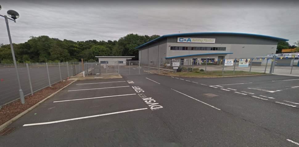 Gillingham Google Streetview Image Entrance