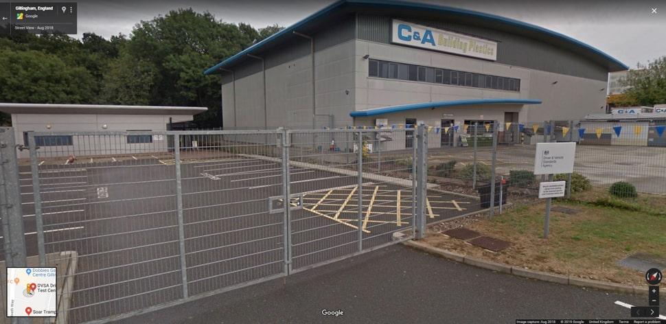 Gillingham Google Streetview Main Image