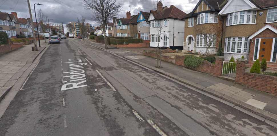 Greenford Whitton Ave Google Streetview Image Ridding Lane