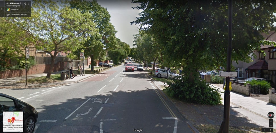Greenford (Whitton Avenue East) Google Streetview Main Image