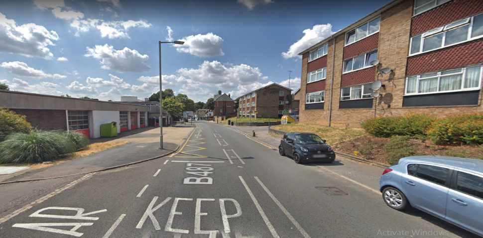 Hemel Hempstead Google Streetview Image Approach