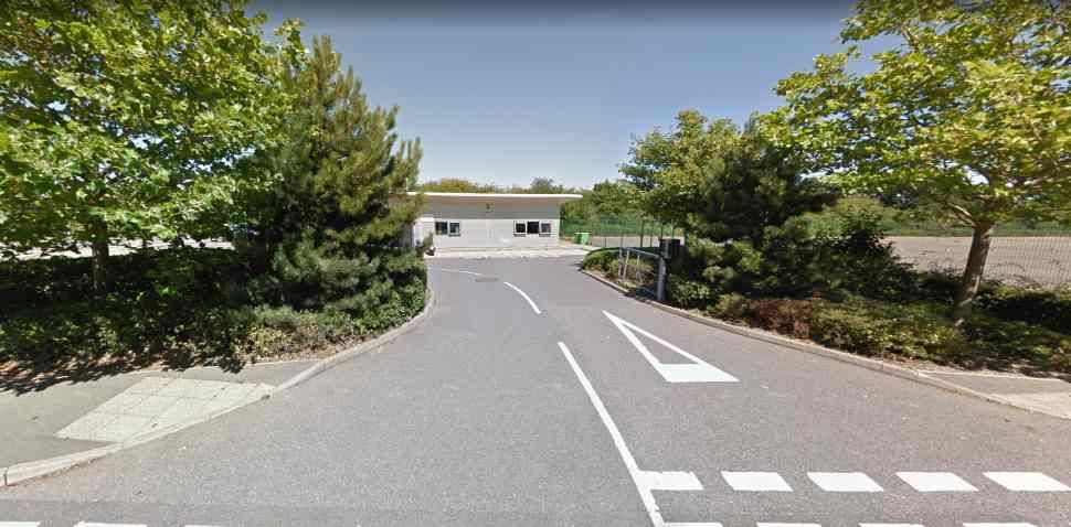 Herne Bay Google Streetview Image Entrance