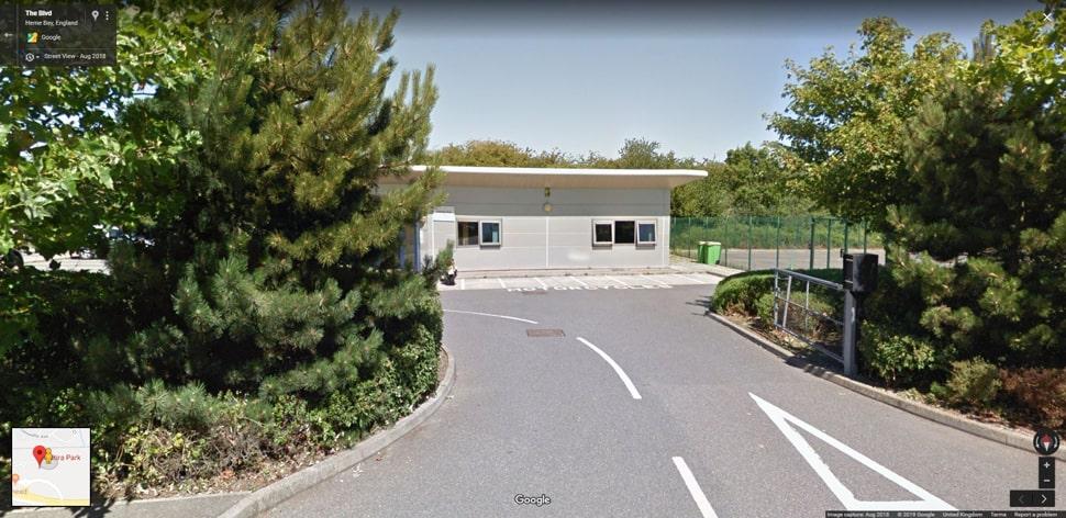 Herne Bay Google Streetview Main Image